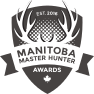 Manitoba Master Hunter Award badge